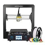 ANYCUBIC I3 Mega 3D Drucker Kit mit größerem Druckbereich und 3,5 Zoll TFT Touchscreen PLA ABS 1.75mm Filament (ANYCUBIC M)