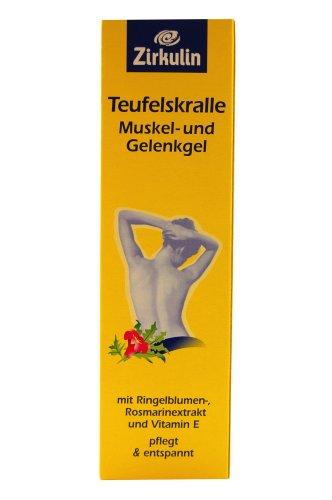 Zirkulin 8710 Muskel/Gelenkgel 125ml