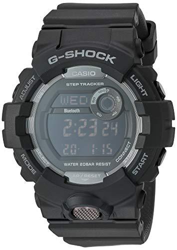 G-Shock GBD-800-1BCR ブラック ワンサイズ