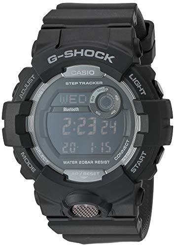 G-Shock GBD-800-1BCR Black One Size