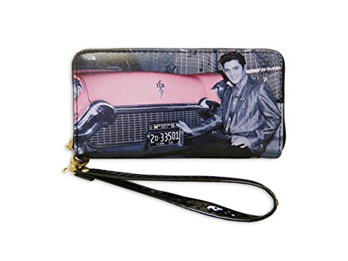 Midsouth Products Elvis Presley Wallet With Car
