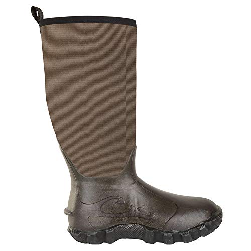 Drake Waterfowl Herren Knee High Mudder 2.0 Gummistiefel, Green Timber, 13