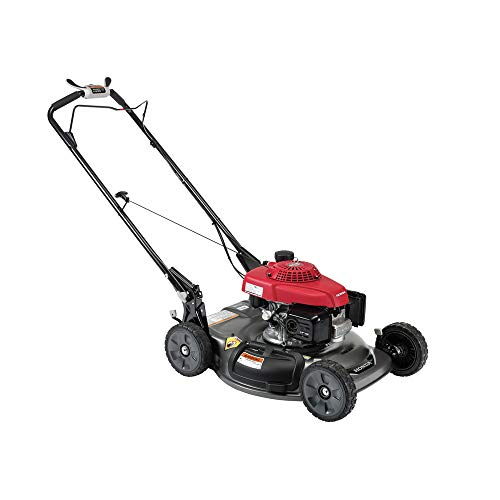 Honda 663000 160cc Gas 21 in. Side Discharge Self-Propelled Lawn Mower