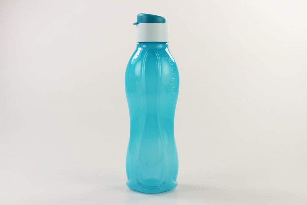 Tupperware Eco to Go EcoEasy 33772 - Botella ecológica (750 ml), color azul turquesa