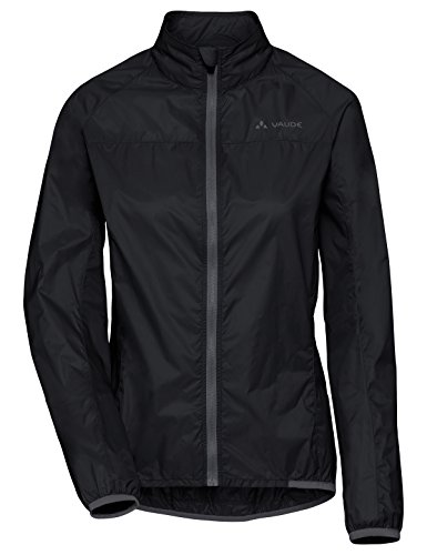 VAUDE Damen Jacke Women's Air Jacket III, black, 40, 408060100400