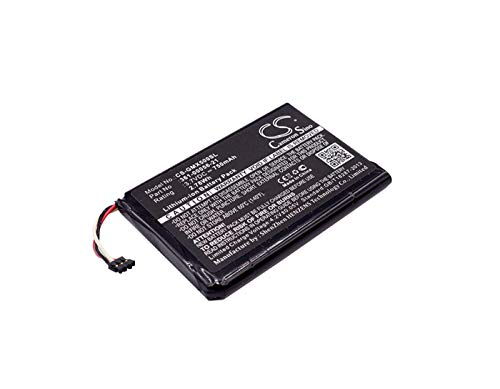 VINTRONS Battery for Garmin 010-01531-00, Driveluxe 50 LMTHD,
