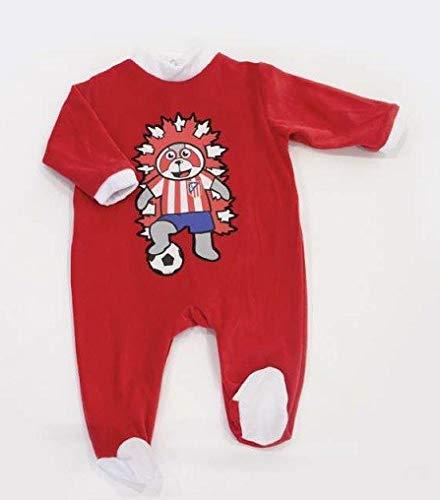 Desconocido Pelele bebé Atlético de Madrid Indi - 3Meses