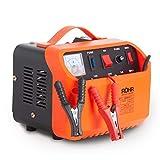 Röhr DFC-10P - Chargeur de Batterie Intelligent - Recharge Rapide/d'entretien - régénérateur - 6/12 V - 10A