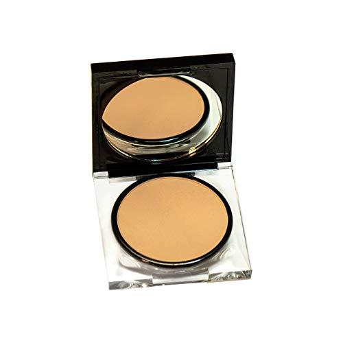 LUNACI Barcelona - Polvos Compactos Maquillaje   Polvos Matificantes - Textura Sedosa, B011 Beige