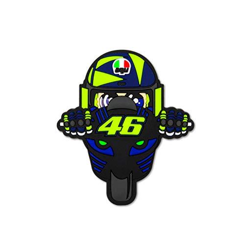 Valentino Rossi VR46 Classic Aimants Magnet, Multi, One