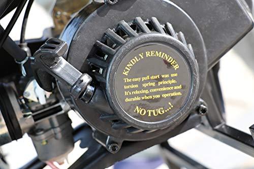 SYX MOTO Holeshot Kids Mini Dirt Bike Parts and Accessories, Pull Start