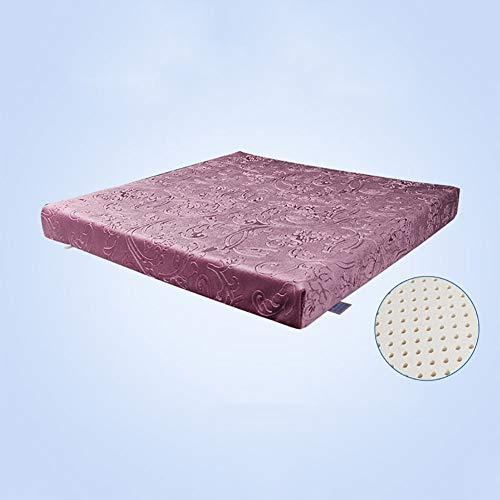 LINLIN Latex zitkussen verdikking anti-acne gezondheidszorg reparatie butt pad ademende comfortabele bureaustoel mat