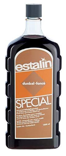 Estalin Special Dunkel - Fonce 1000ml *****Traditionelle Reinigung und Pflege von Möbeln und Oberflächen aus dunklem Holz*****