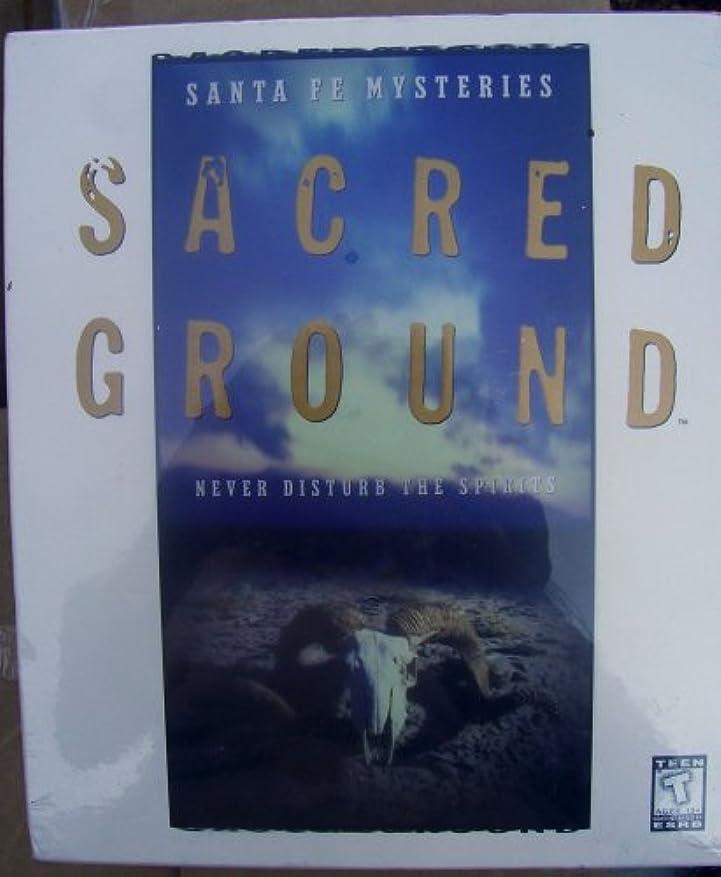 爵補助スーパーSanta Fe Mysteries: Sacred Ground (輸入版)