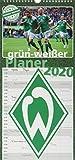 grün-weißer Planer 2020 - Carl Schünemann Verlag