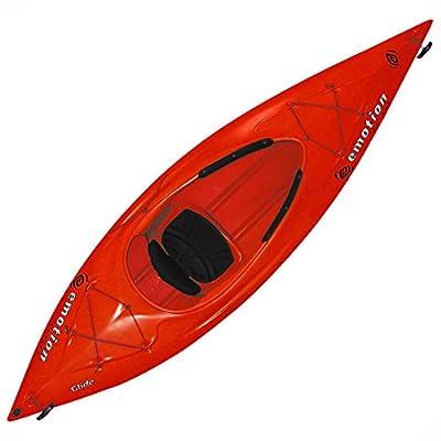 90318 Emotion Glide Kayak (Yellow) by Emotion Kayaks