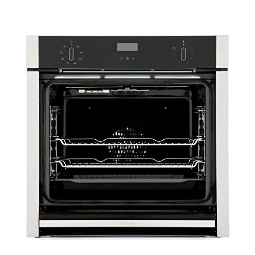 41EKg01L5zL. SS500  - Neff B4ACF1AN0B N50 Slide & Hide 6 Function Single Oven with Catalytic Cleaning - Stainless Steel