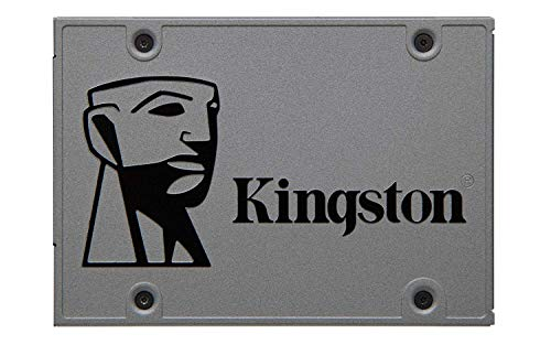 "Kingston SUV500B/480G Kit di Upgrade Desktop/Notebook 2.5"", 480 GB"