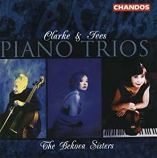 Rebecca Clarke - Charles Ives Œuvres pour piano