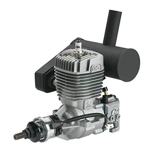 OS Engines 38200 GT22 Engine with Muffler Rear Carburetor