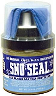 Sno-Seal  3.5. oz. (100 gram) with applicator Waterproofing