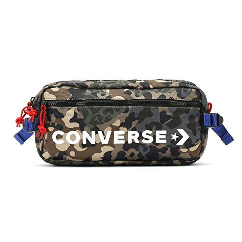 Converse Fast Pack Mochila, Adultos Unisex, Camo, 5l