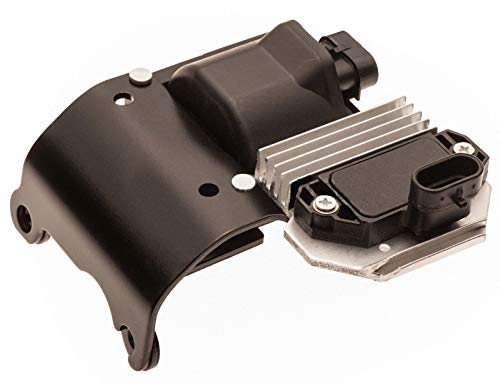 Ignition Coil Module Assembly for 4.3, 5.0, 5.7 MECRUISER 392-863704T 8M0054588, VOLVO PENTA 3861985 3862167 3883158