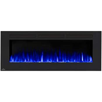 """Napoleon NEFL60FH Allure Linear Wall Mount Electric Fireplace, 60"""""""
