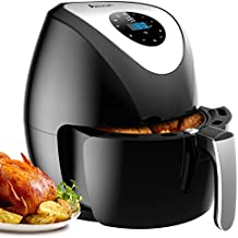 Advwin 8 in 1 Air Fryer, 80% Less Fat Than Traditional Fried Foods, Touch Screen (Dishwasher Safe)