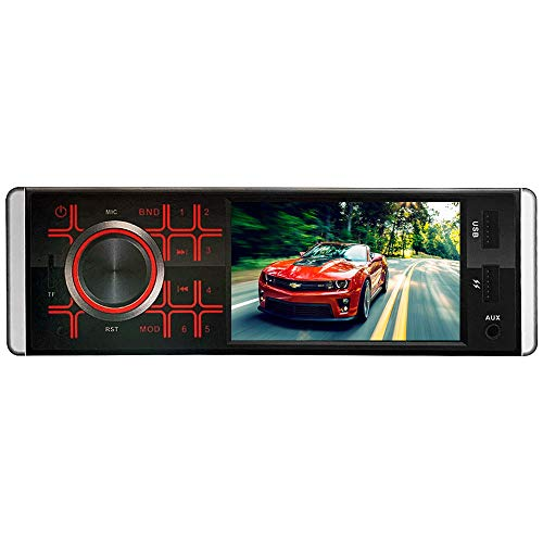 VAK AUTOESTEREO 5871 Bluetooth LCD 4″ Doble USB SD AUX MP5 MP4 MP3 Video