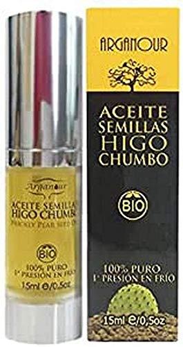 ARGANOUR Aceite de Semillas de Higo Chumbo - 15 ml