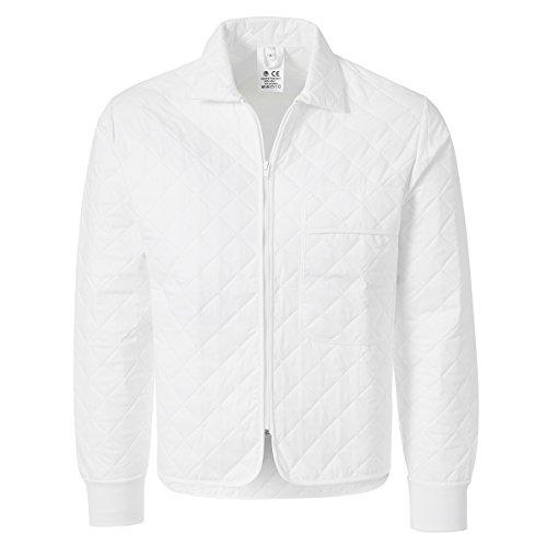 Pionier ® workwear XXL Thermojacke weiß, XL Größe:5XL