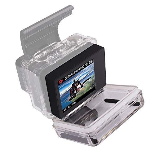 Action Camera Accessory Kit For GoPro BacPac LCD-scherm Monitor for Go Pro Hero 3 3 + 4 Bacpac LCD-scherm + Back Door het Geval for GoPro Hero 3 3 + 4 Toebehoren