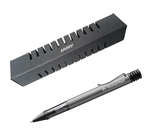 Lamy Kugelschreiber Al-star Modell 226, inkl. Laser-Gravur, Farbe graphite