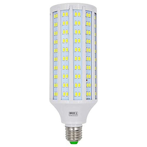 Bombillas LED MENGS® E27 40W = 300W Lámpara LED Blanco frío 6500K, CA 85-265V, 280x5730 SMD