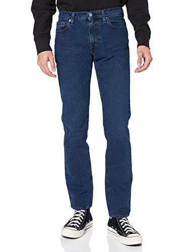 Levi's 511 Slim Vaqueros, Azul (Manilla Leaves Adapt), 30W / 34L para Hombre