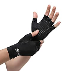DO NOT BE FOOLED BY CHEAP IMITATIONS! Many companies claim to have copper infused compression gloves but when you turn them inside out you may be disappointed to find that the copper content is very low. In fact, one of the biggest brands claiming to...