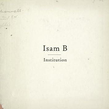 Institution (single edit)
