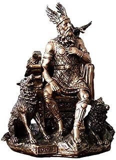 Frigga Personnage-Nordique déesse de l'Amour et mariage-Veronese Vikings dieux Ornements, figurines