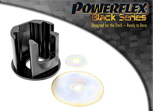 PFF85-704BLK Powerflex onderste motor Mount invoegen (groot) zwart (1 in doos)