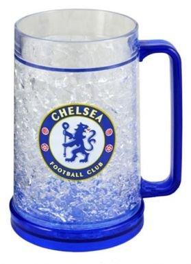 Chelsea FC Crest Freezer Tankard