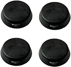 Corvette Jack Puck Pads SNAP in Support Lift Set of 4 Pads Fits: All C5 C6 C7 1997 Through 2019 Corvette's (See Description for Limits for The C6 ZO6 + ZR1)