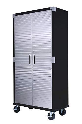 Primaster Metallschrank Lagerschrank Materialschrank Aktenschrank Büroschrank