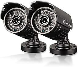 Swann SWPRO-735CAM-US PRO-735 Multi-Purpose Day/Night Security Camera Night Vision 85-Feet/25-Meter (2-Pack)