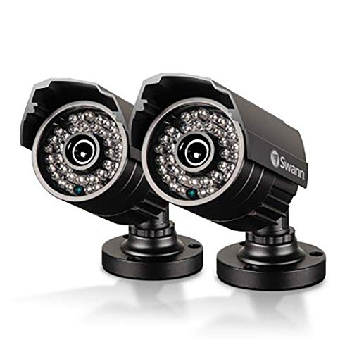 Swann SWPRO-735CAM-US PRO-735 Multi-Purpose Day/Night Security Camera Night Vision 85-Feet/25-Meter (2-Pack)