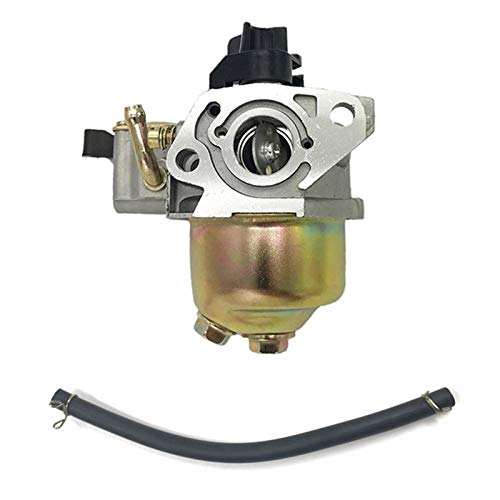 QUJJP Piezas para cortacésped GX100 Carburetor 3HP 2.8HP para 152F 152 Potencia 15D Casilla de césped Generador Sierra Piezas del Motor Accesorios