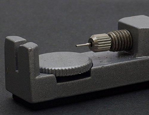 『腕時計 メタルバンド 駒外し スペアピン付き メンテナンス 工具』の2枚目の画像