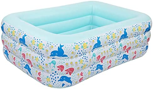 CFNB Inflatable Swimming Pool Kiddie Max Max 53% OFF 45% OFF Full- Sprinkler with