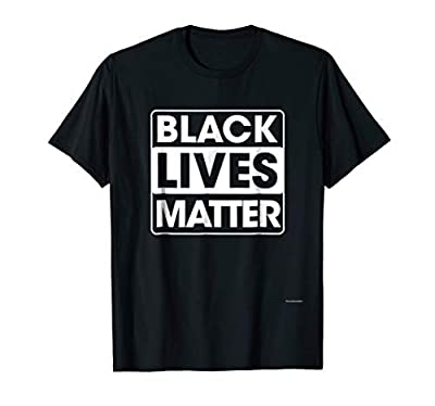 Black Lives Matter T-Shirt - Men Women & Kids Sizes shirts