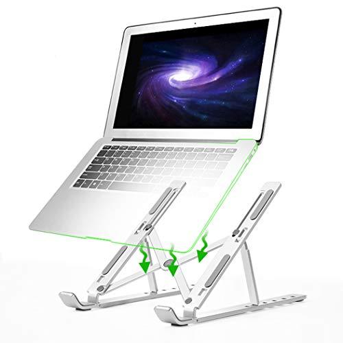 Foldable Aluminum Alloy Tablet Notebook Holder Riser Bracket Mount Laptop Stand Rack